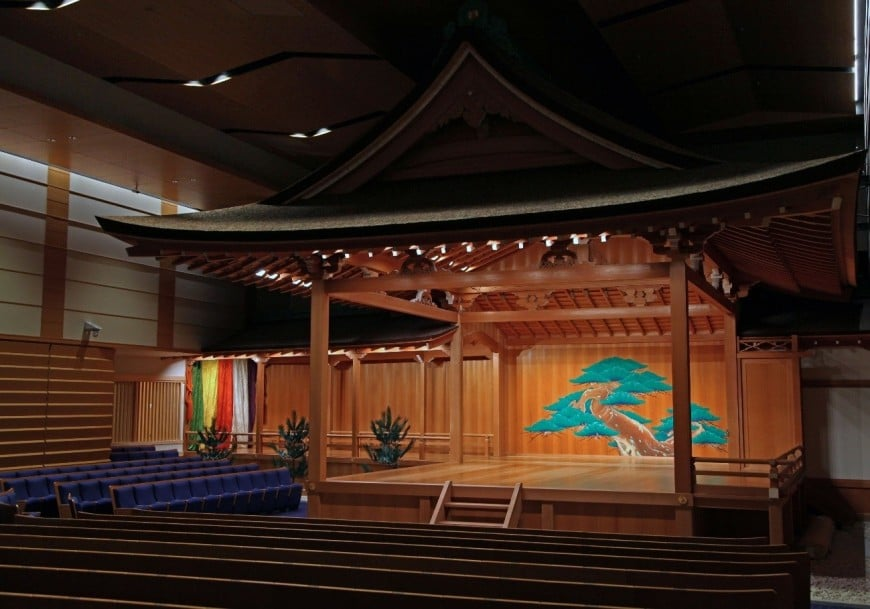 Kanze school noh theater